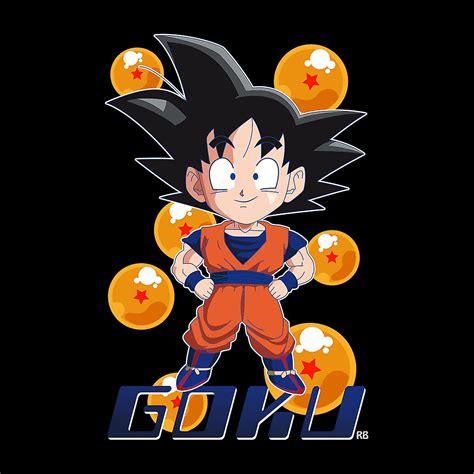 Goku Mens T Shirt goku pattern s t shirt fruugo