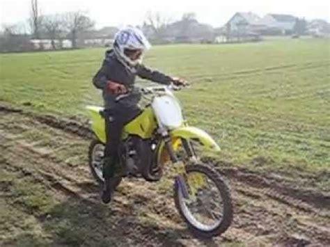 Motorrad Für Kinder Ab 12 Jahre by Erste Fahrt Auf Einem Motorrad Motocross