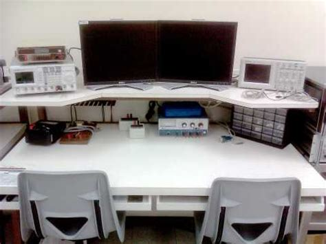 electronics lab bench electronics lab workbench pictures to pin on pinterest