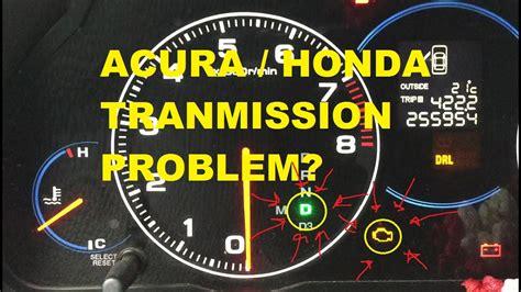 Blinking Check Engine Light Honda For D D