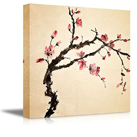 japanese cherry blossom home decor wall26 canvas prints wall art japanese cherry blossoms