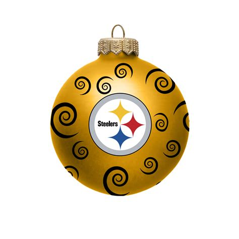 pittsburgh steelers ornament sears com
