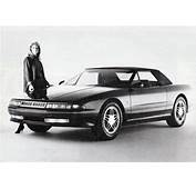 1987 Lincoln By Vignale Ghia  Concepts