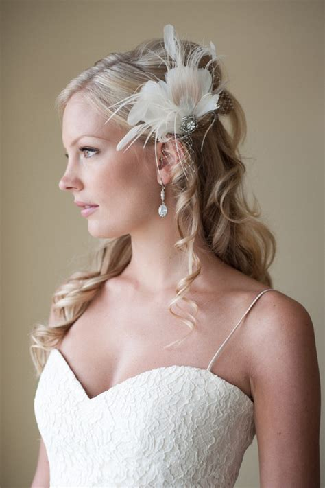 hairstyles for long hair with fascinator wedding hairstyles for long hair with fascinator top