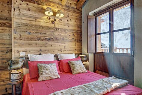 dise o de habitaciones dise 241 o de interiores r 250 stico uso de madera y piedra