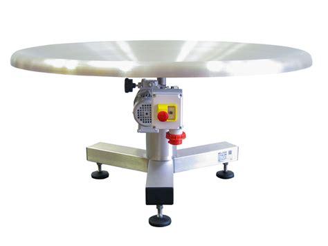 tavoli rotanti tavolo rotante concavo per linea di confezionamento