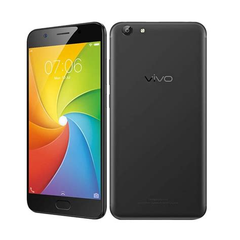 Terbaru Vivo Y69 3 32 Garansi Resmi jual vivo y69 smartphone black matte 32 gb 3 gb garansi
