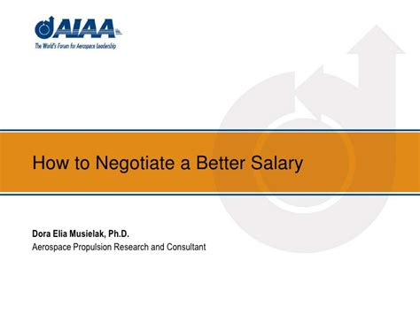 how to negotiate better salary