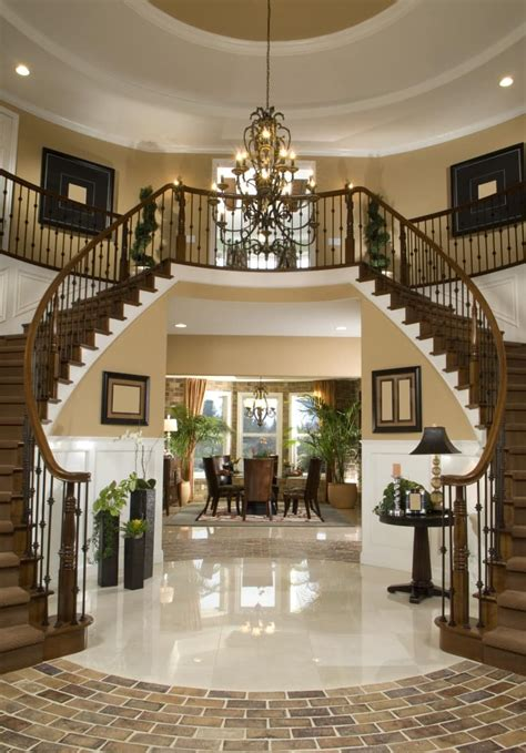 fantastic foyer entryways  staircases  luxury