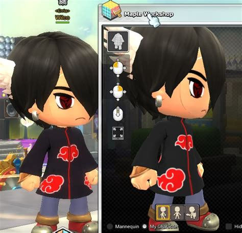 Horrible Artifacts Anti Aliasing On Designing Clothes That Is Not Shown In Preview Maplestory2 Maplestory 2 T Shirt Template