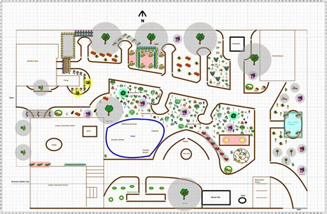 Permaculture Vegetable Garden Layout Garden Plan 2013 Permaculture Backyard