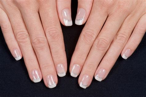 Basic Nail Design by Image Gallery Simple Nails