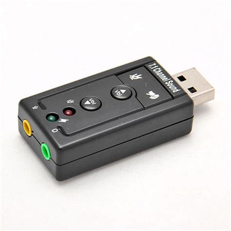Usb 3d Audio buy usb to 3d audio sound card adapter 7 1 channel bazaargadgets