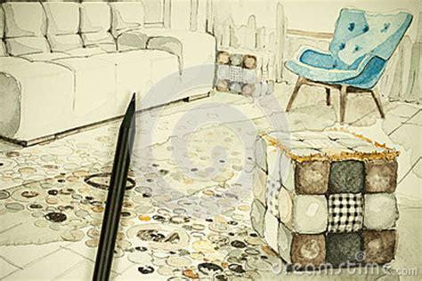 Luxury Apartment Plans dessin architectural de perspective 224 main lev 233 e de
