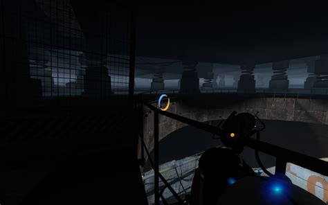 portal 2 typography portal 2 review portals portals everywhere newer design software gives new presence
