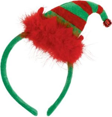 elf headband printable elf hat headband party city
