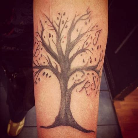 family tree tattoo willemxsm flickr photo sharing