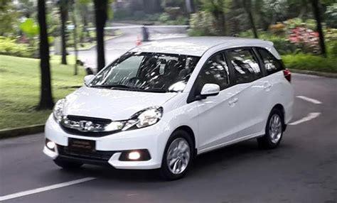 Harga Merk Mobil Honda harga harga mobil mpv harga dan spesifikasi mobil honda