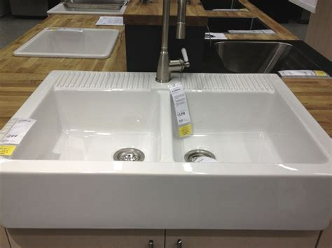kitchen sinks ikea farmhouse sink installation ikea nazarm com