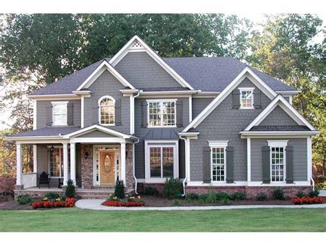 5 Bedroom House by Craftsman Style Mix Of Colonial And Craftsman It