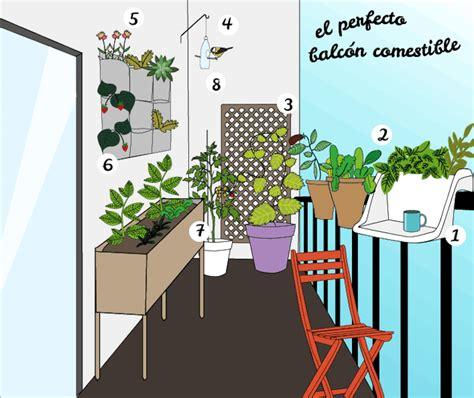 horticultura urbana huerto balcon una pizca de hogar 5 trucos para poner un huerto en el balc 243 n
