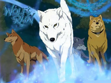 A Anime Wolf by Wolf Anime Wallpaper Animals Wiki Pictures