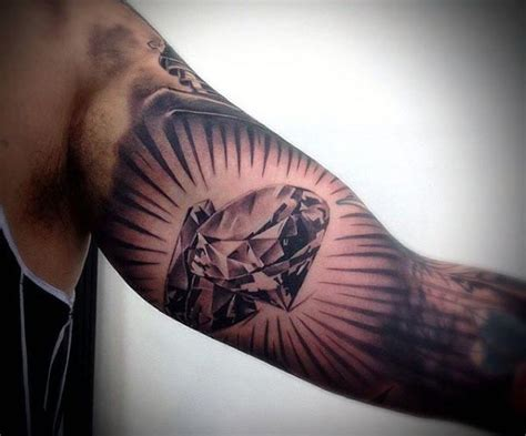 inner bicep tattoos for men 90 bicep tattoos for masculine design ideas