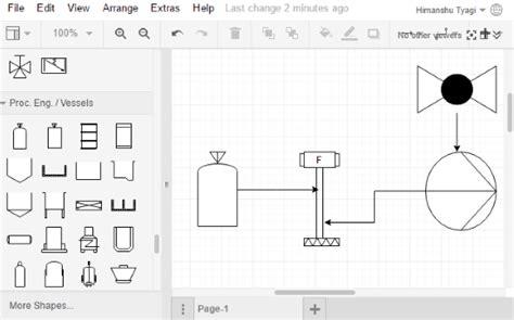 websites  draw process flow diagram