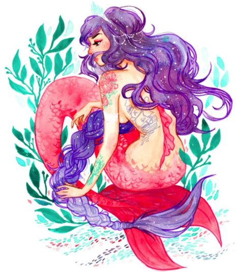 mermaids fairies other other mermaids and art on