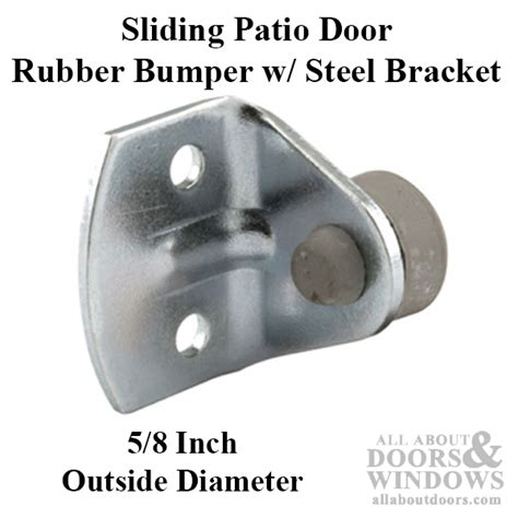 Patio Door Bumper Sliding Glass Door Bumpers Sliding Door Bumpers All About Doors