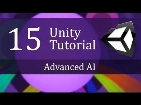 unity tutorial ai 15th unity tutorial advanced ai create a survival game