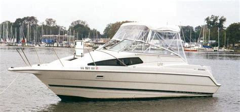 which side is portside on a boat bayliner 2655 boat for sale