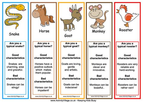 new year animal characteristics printable hit a home run in the year of the boar and jackie