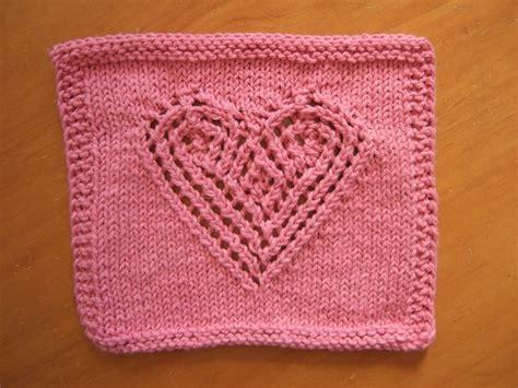 lace heart pattern knitting heart lace cloth smariek knits