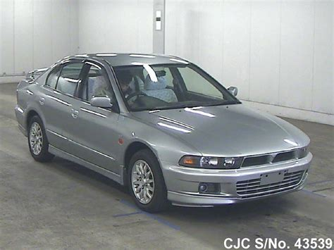 mitsubishi silver 1997 mitsubishi galant silver for sale stock no 43539