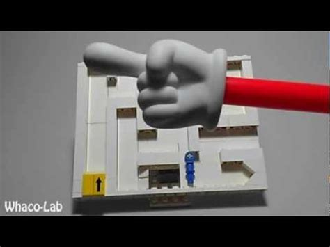 lego labyrinth tutorial how to build a lego labyrinth marble maze tutorial
