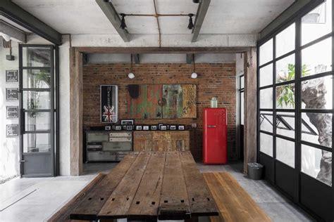 desain rumah industrial 66 desain rumah minimalis industrial desain rumah