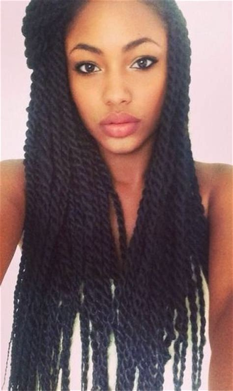 how to straighten your senegalese how to do havana twists video tutorial straight hair