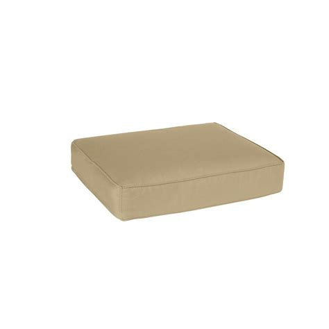 replacement ottoman cushions martha stewart living charlottetown green bean replacement