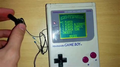 mod your gameboy gameboy pitch mod youtube
