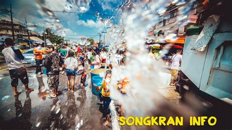 new year traditions in thailand songkran info 2016 events dates locations island