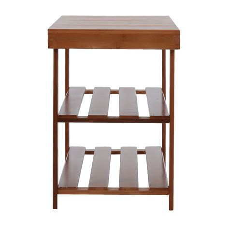 cheap shoe rack bench homcom bamboo shoe rack bench brown clearance