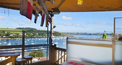 The Boathouse Falmouth Cornwall