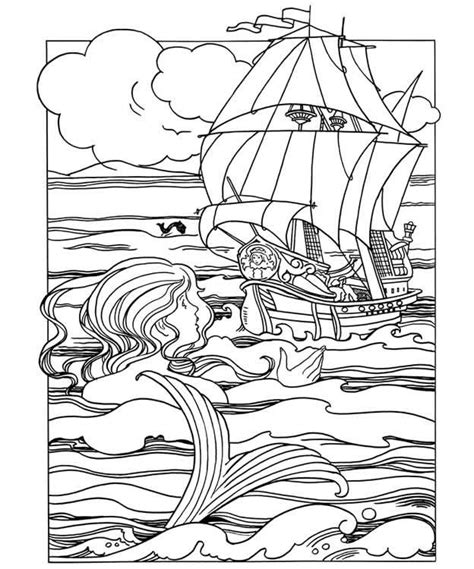 coloring pages for adults boats 154 best images about boats and ships on pinterest boats