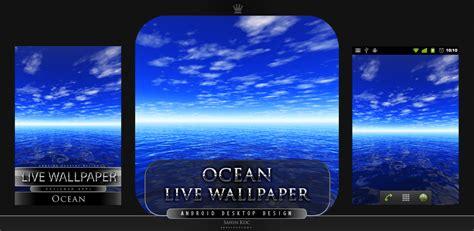 live ocean themes ocean live wallpaper ocean deep live theme live android