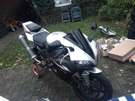 Unfall Motorrad Ebay Kleinanzeigen by Motorrad Wiederaufbau Oder Schlachtfest