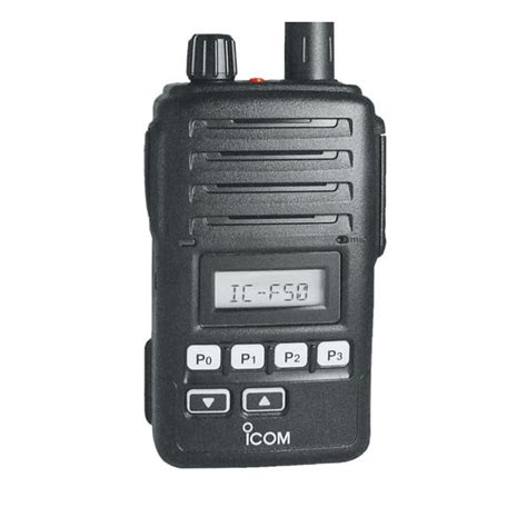 Weierwei Vev700wp Water Proff Anti Air icom ic f50 radio tahan air