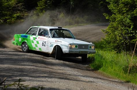 volvo 740 rally car volvo 242 rally nm 2009 a photo on flickriver