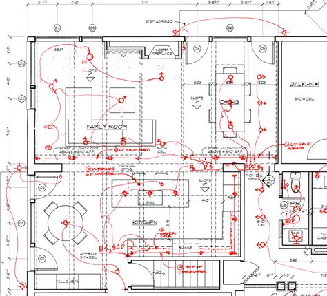 kitchen electrical layout deep river partners ltd milwaukee wi architects and