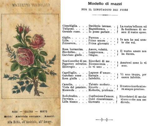 linguaggio segreto dei fiori dizionario il linguaggio dei fiori libri manuali e significati tra